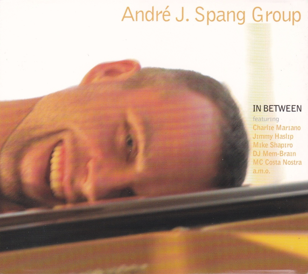 Andre J .Spang Group     In Between         2002 CD