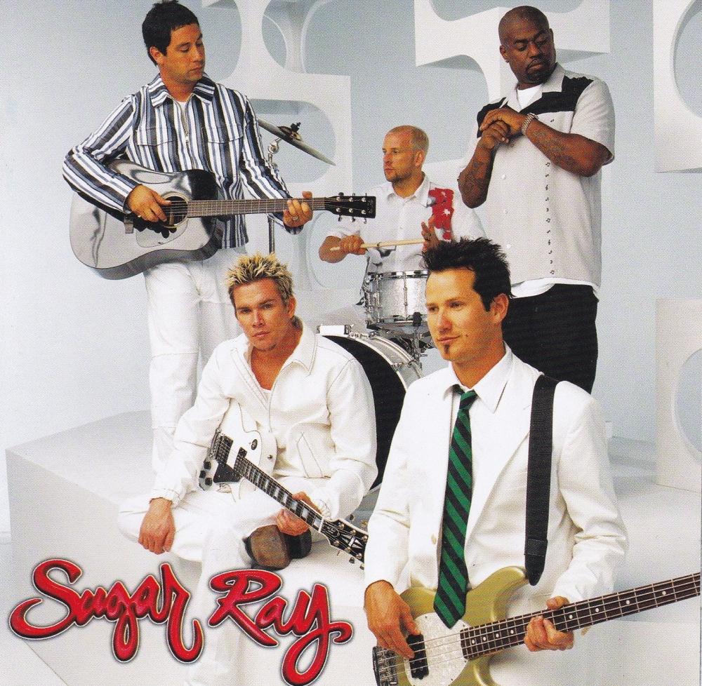 Sugar Ray          Sugar Ray        2001 CD