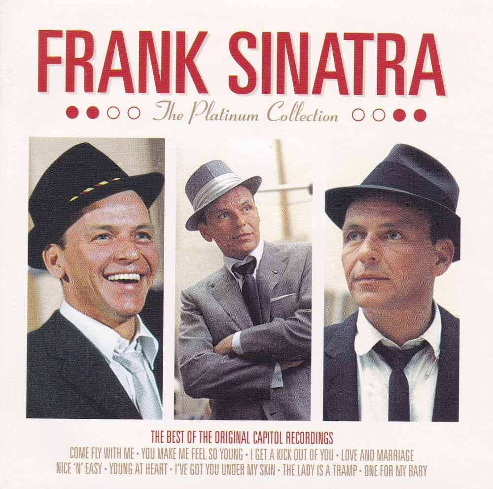 Frank Sinatra    The Platinum Collection -The Best Of The Original Capitol