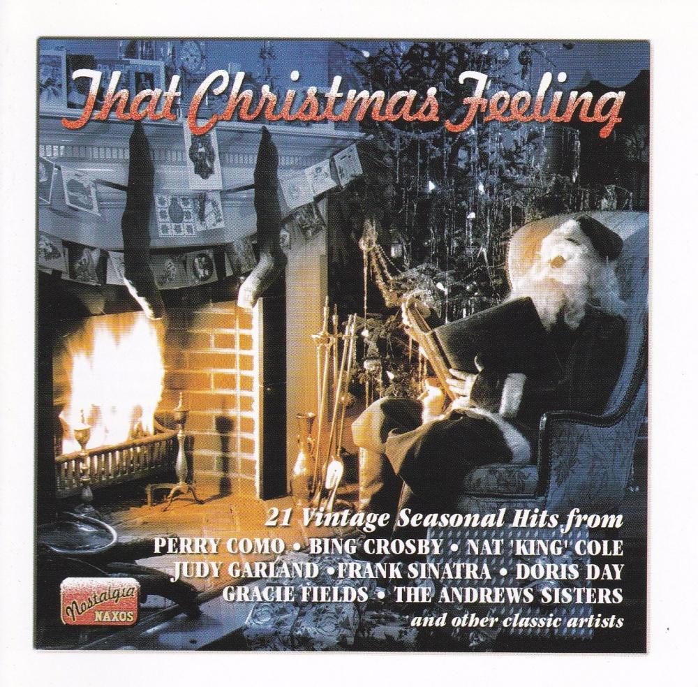 That Christmas Feeling     Various Artists  21 Vintage Seasonal Hits   2001