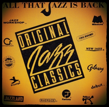 All That Jazz Is Back     Various Artists       Original Jazz Classics   CD