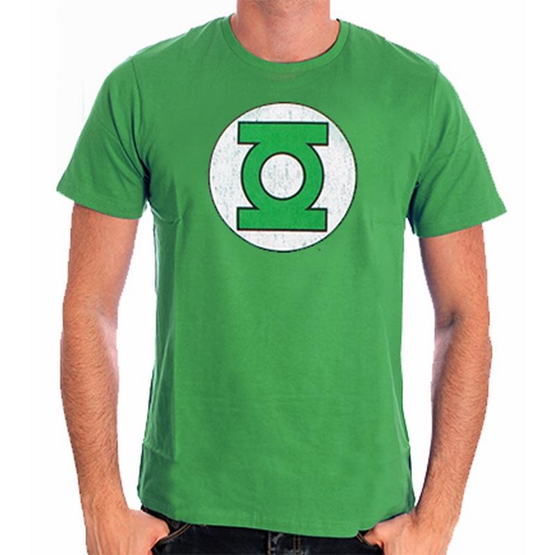 Green Lantern Logo official t-shirt