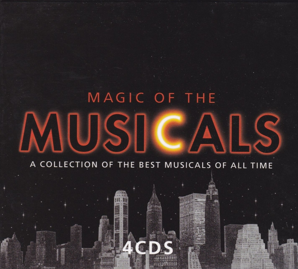 Magic Of The Musicals A Collection Of The Best Musicals Of All Time  2003 4