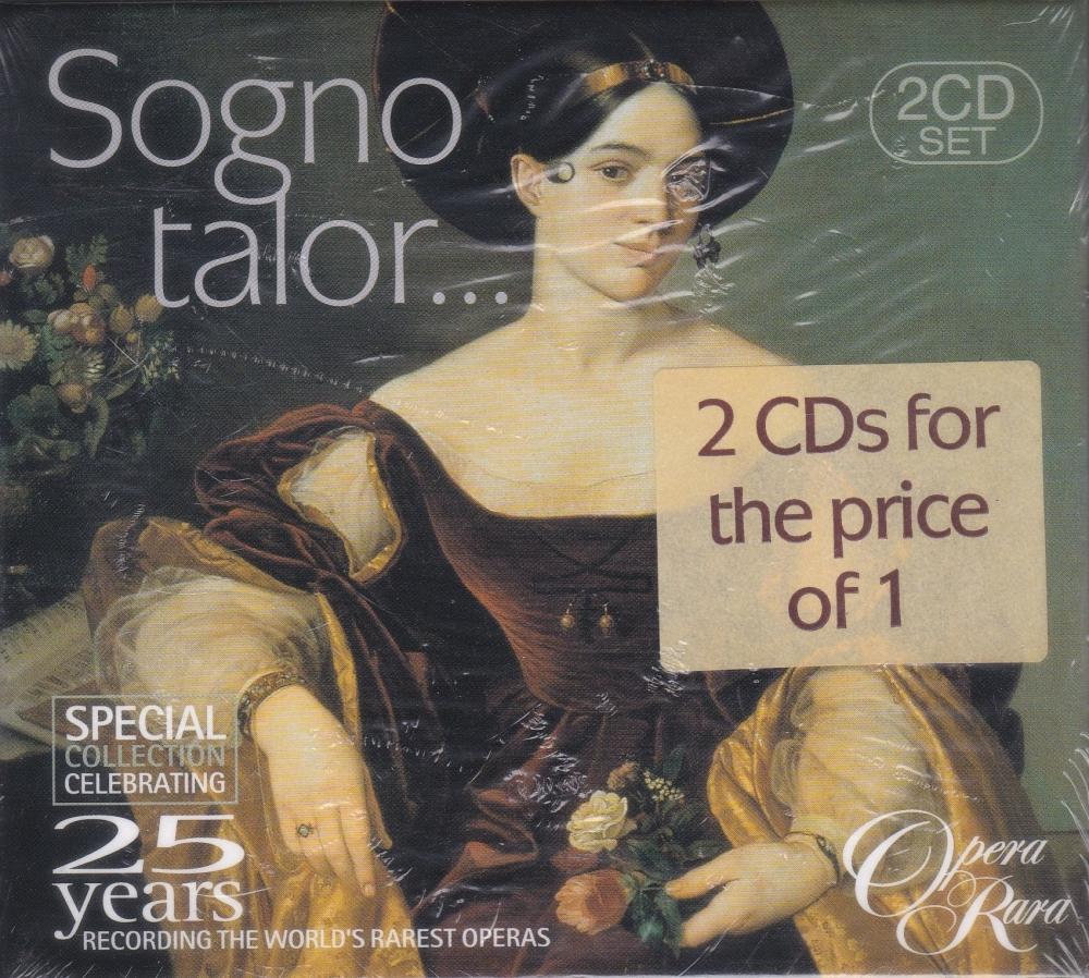 Sogno Talor  Sometimes I Dream      2003 Double BOX SET CD