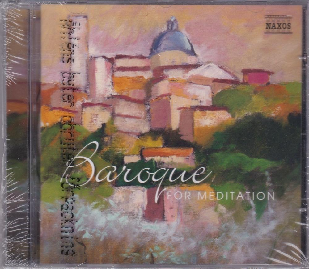 Baroque  For Meditation  Various Artists      2005 CD
