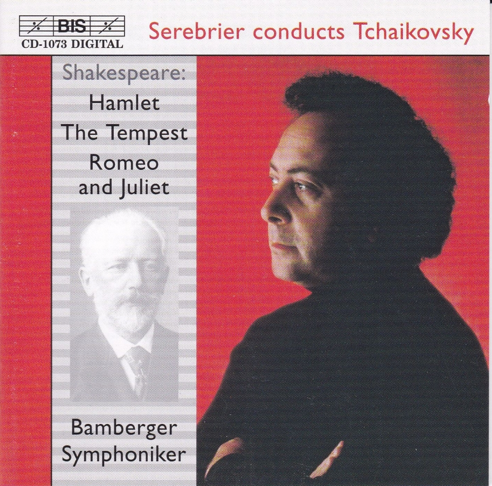 Tchaikovsky:Hamlet:the Tempest :Romeo & Juliet - Bamberger Symphoniker / se