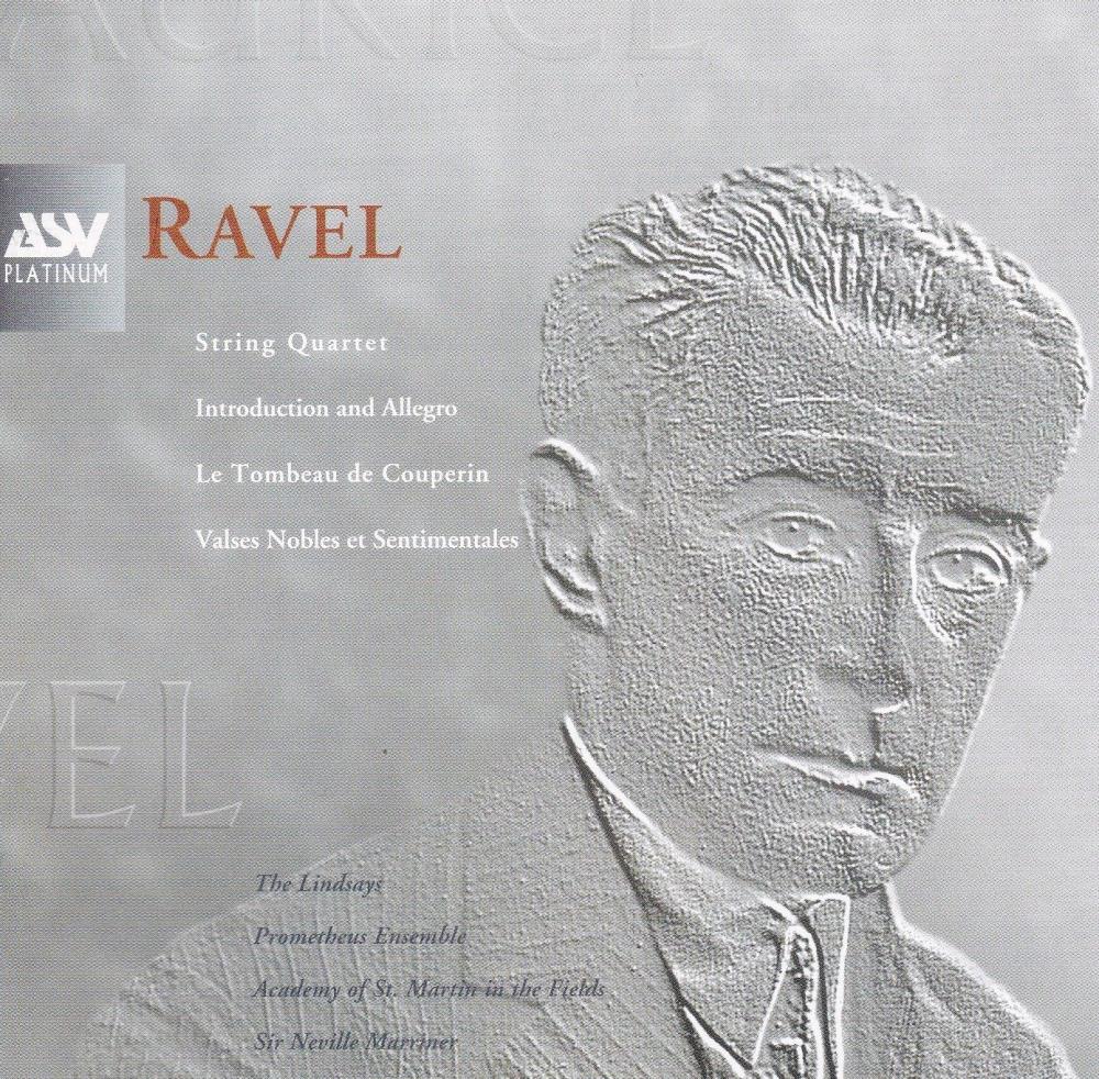 Ravel       ASV Platinum        1989 CD