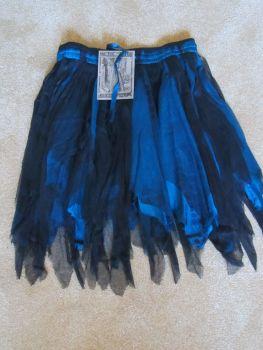 Dark Star by Jordash Skirt DS/SK/51007 turquoise