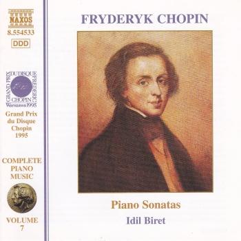 Fryderyk Chopin   Chopin Piano Music. Volume 7   CD