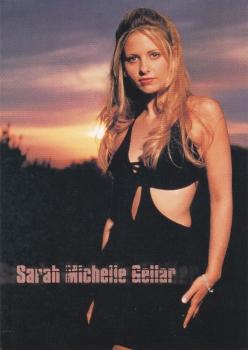 Sarah Michelle Gellar    Postcard