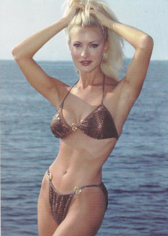 Caprice  - Swimsuit   Postcard