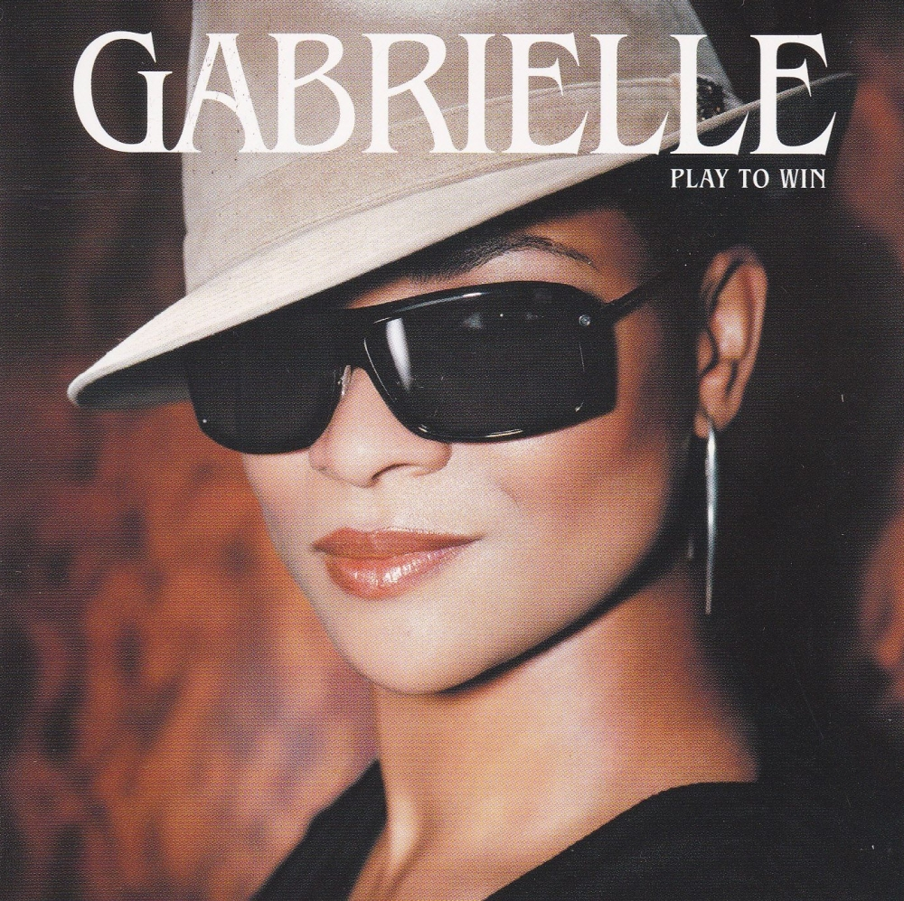 Gabrielle    Play To Win    2004 CD