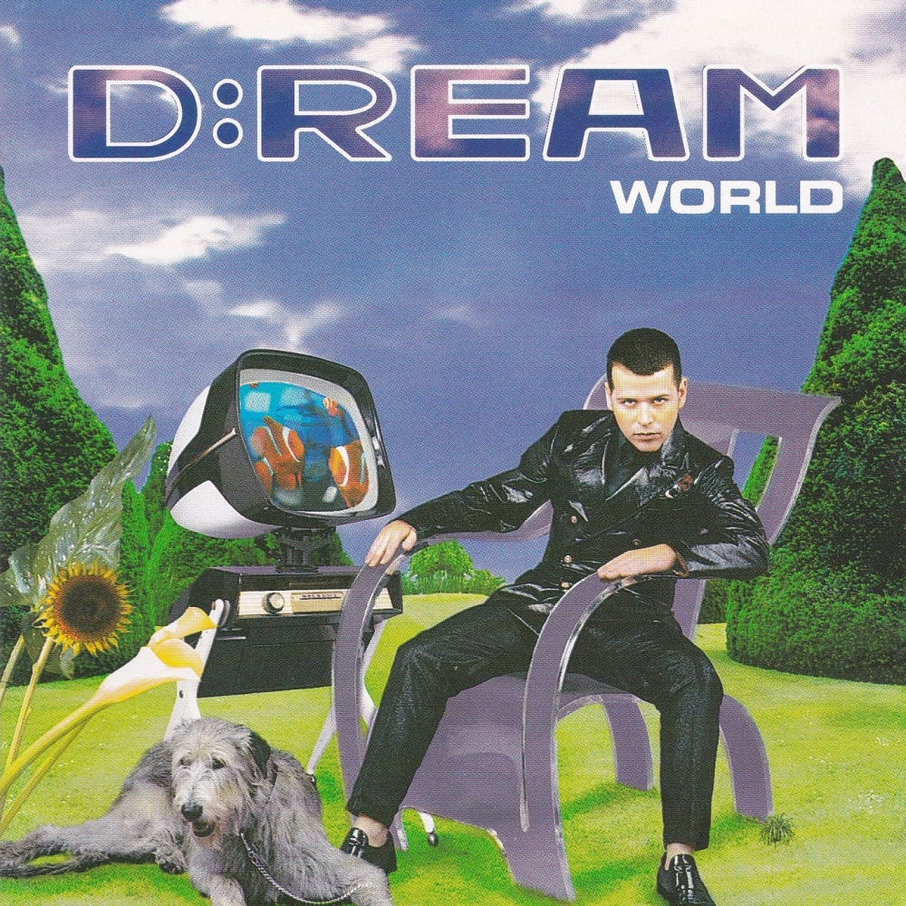 D:Ream      World  1995 CD