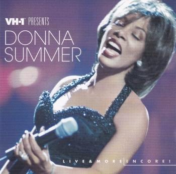 Donna Summer  VH-1 Presents Donna Summer Live & More  Encores  1999 CD
