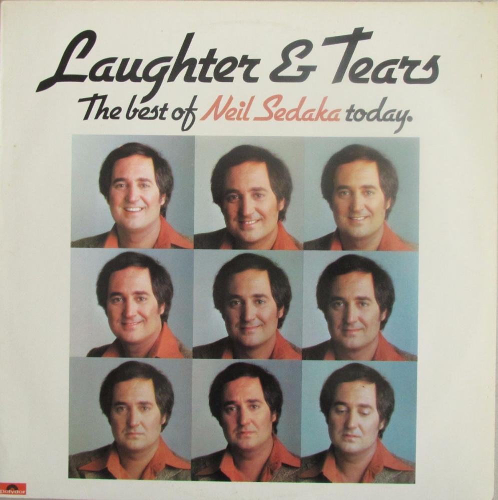 Neil Sedaka    Laughter & Tears The Best Of Neil Sedaka Today   1976 Vinyl
