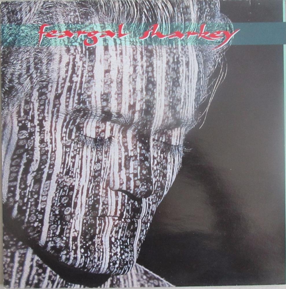 Fergal Sharkey    Fergal Sharkey   1985 Vinyl LP  Pre-Used