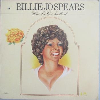 Billie Jo Spears    What I've Got In Mind       1976 Vinyl LP   Pre-Used