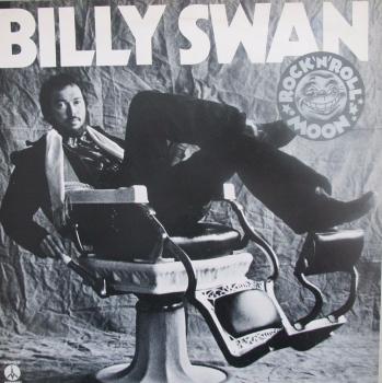 Billy Swan    Rock 'n' Roll Moon     1975 Vinyl LP   Pre-Used