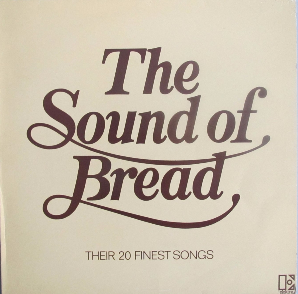 Bread     The Sound Of Bread  (Their 20 Finest Songs)  1977 Vinyl LP  Pre-U