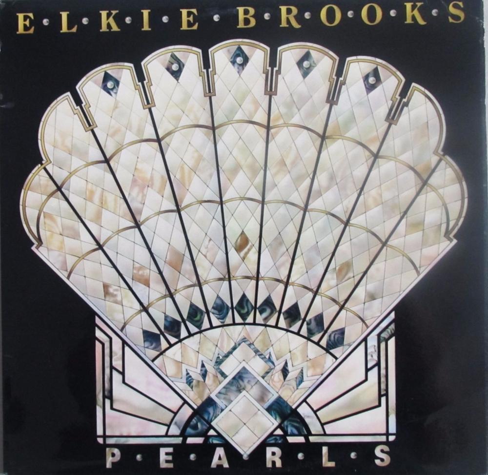 Elkie Brooks     Pearls      1981 Vinyl LP    Pre-Used