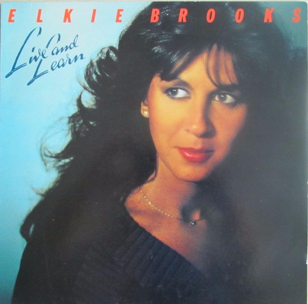 Elkie Brooks      Live And Learn     1979 Vinyl LP    Pre-Used