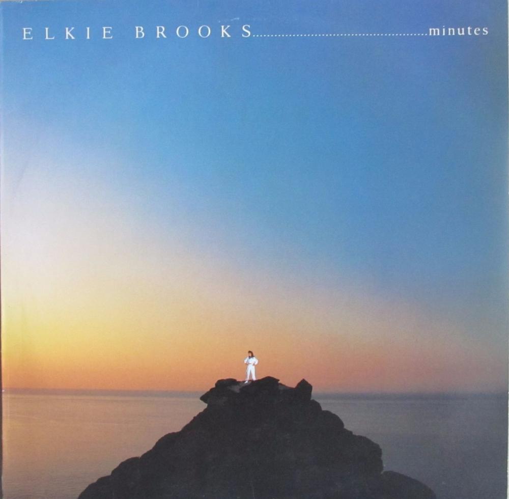 Elkie Brooks       Minutes      1984 Vinyl LP    Pre-Used