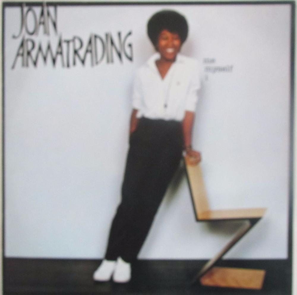 Joan Armatrading     Me Myself I      1980  Vinyl LP    Pre-Used