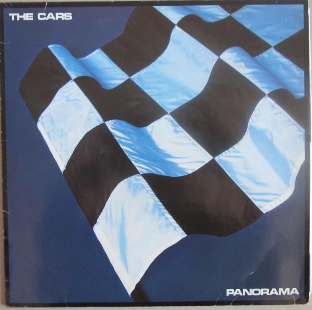 The Cars       Panorama      1980 Vinyl LP    Pre-Used