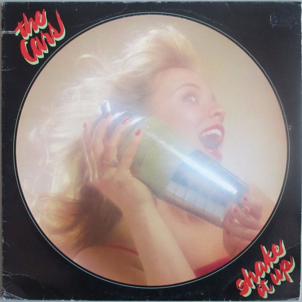 The Cars       Shake It Up     1981 Vinyl LP   Pre-Used