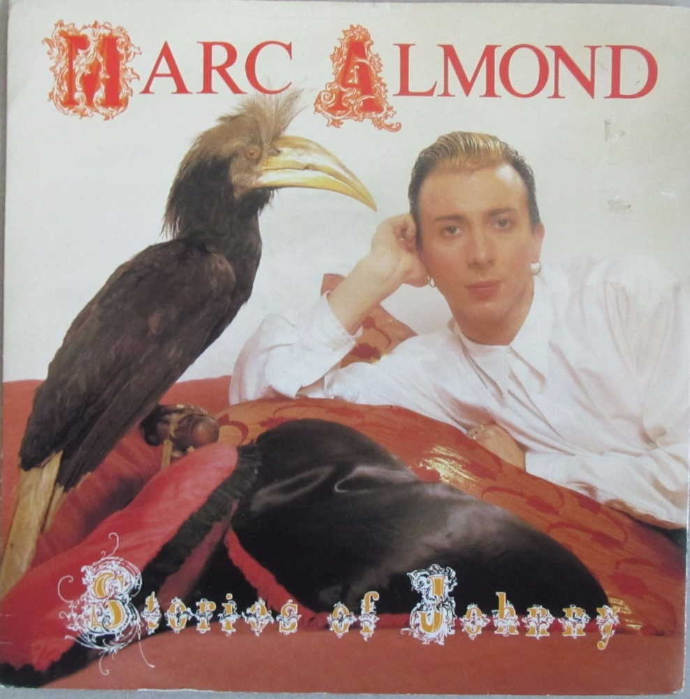 Marc Almond    Stories Of Johnny        1985 Vinyl  7