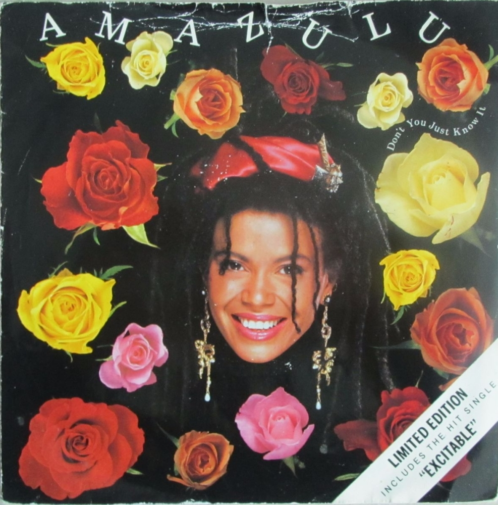 Amazulu         Don't You Just Know It         1985  Vinyl  7