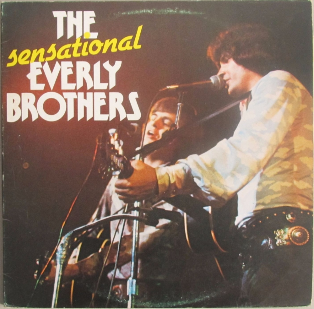 Everly Brothers       The Sensational Everly Brothers    Double Vinyl LP