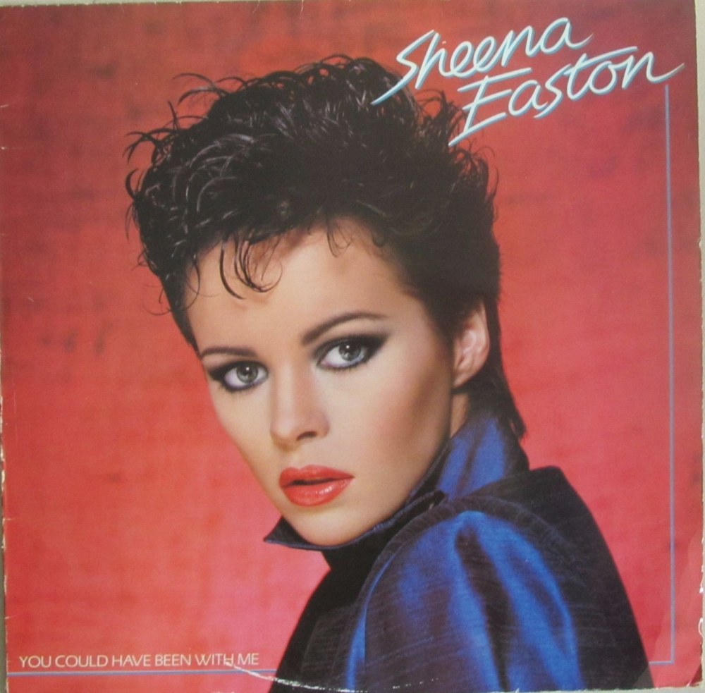 Sheena Easton        You Could Have Been With Me    1981 Vinyl LP   Pre-Use