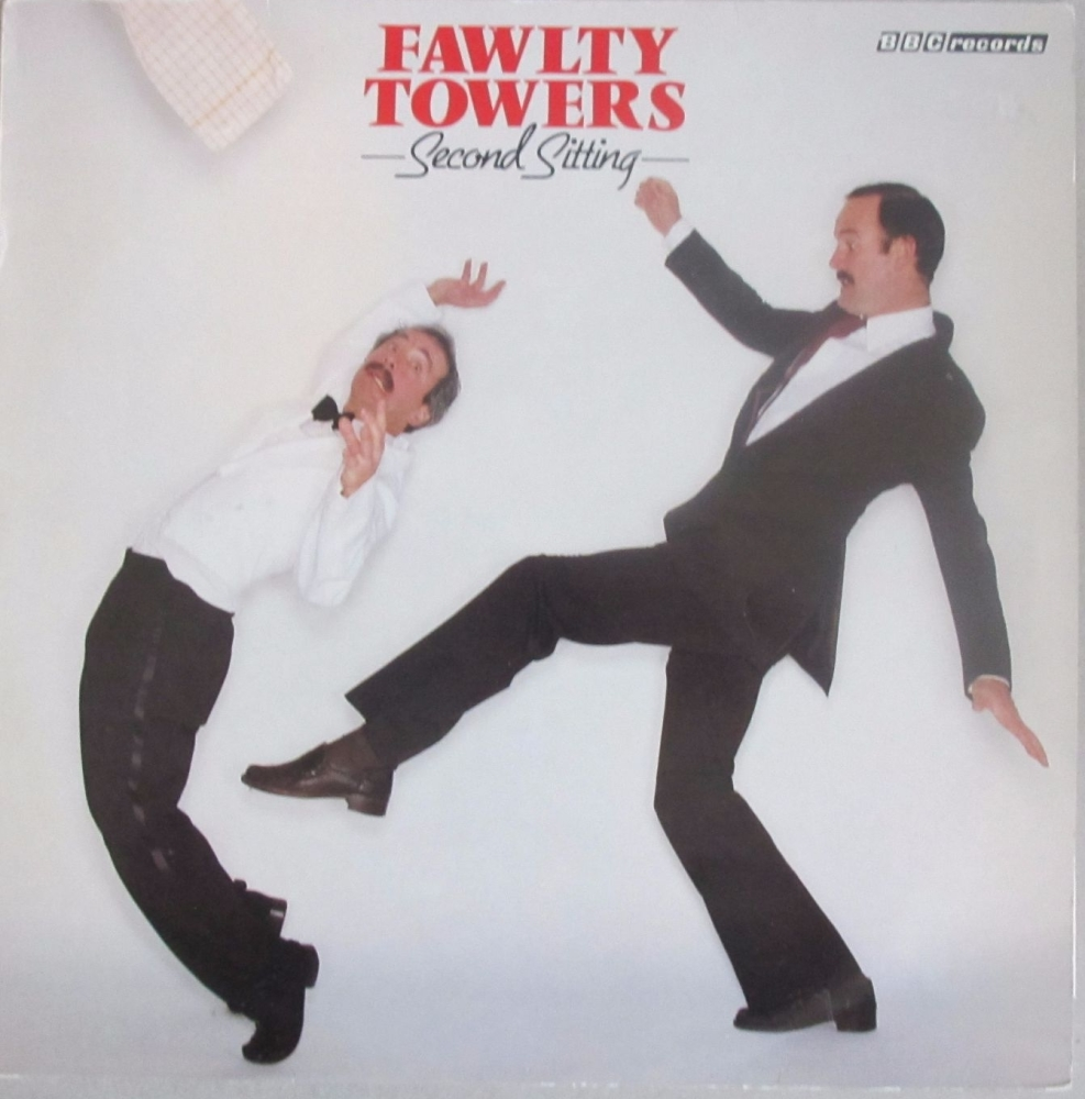 Fawlty Towers  Second Sitting Original Television Soundtrack Starring John