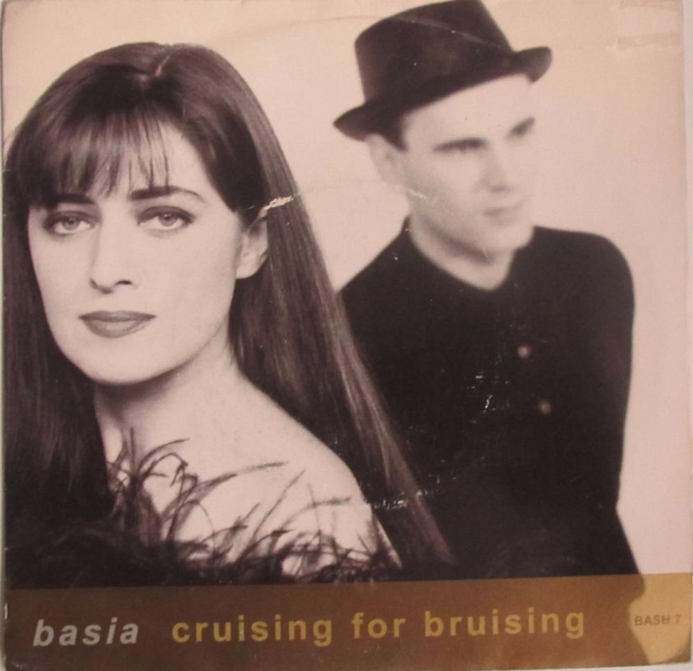 Basia       Cruising For Bruising      1990 Vinyl 7