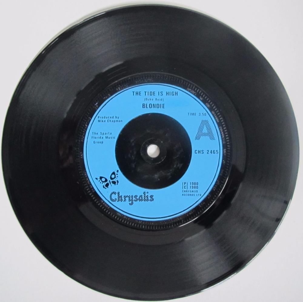 Blondie       The Tide Is High        1980  Vinyl 7
