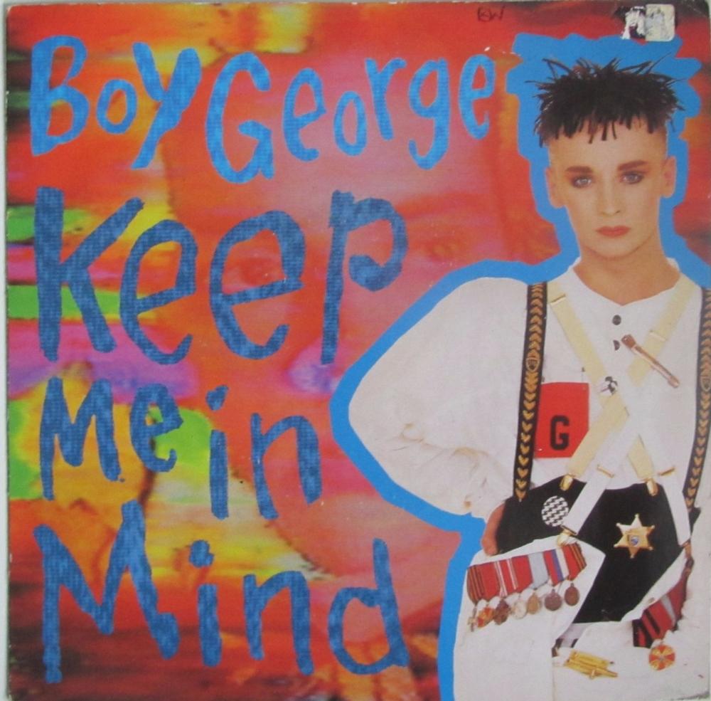 Boy George       Keep Me In Mind     1989 Vinyl 7