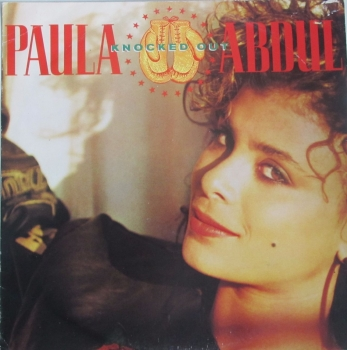 "Paula Abdul        Knocked Out       1988 Vinyl  12"" Single    Pre-Used"