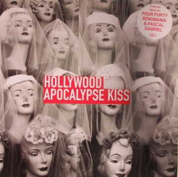 "Hollywood    Apocalypse Kiss       1996 Vinyl 12"" Single     Pre-Used"