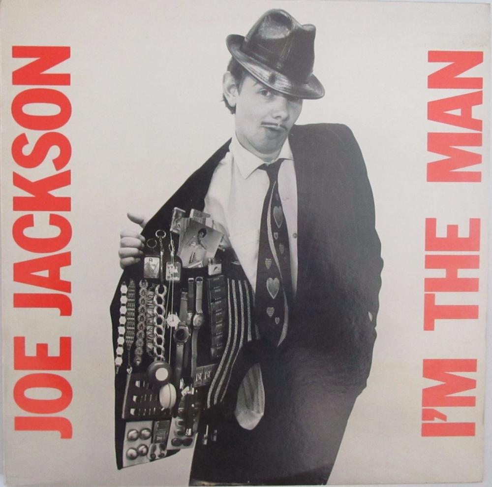Joe Jackson           I,m The Man     1979 Vinyl   LP      Pre-Used