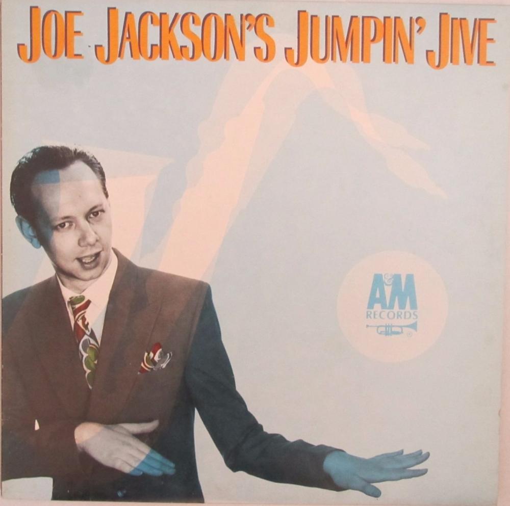Joe Jackson,s Jumpin' Jive      1981 Vinyl LP     Pre-Used