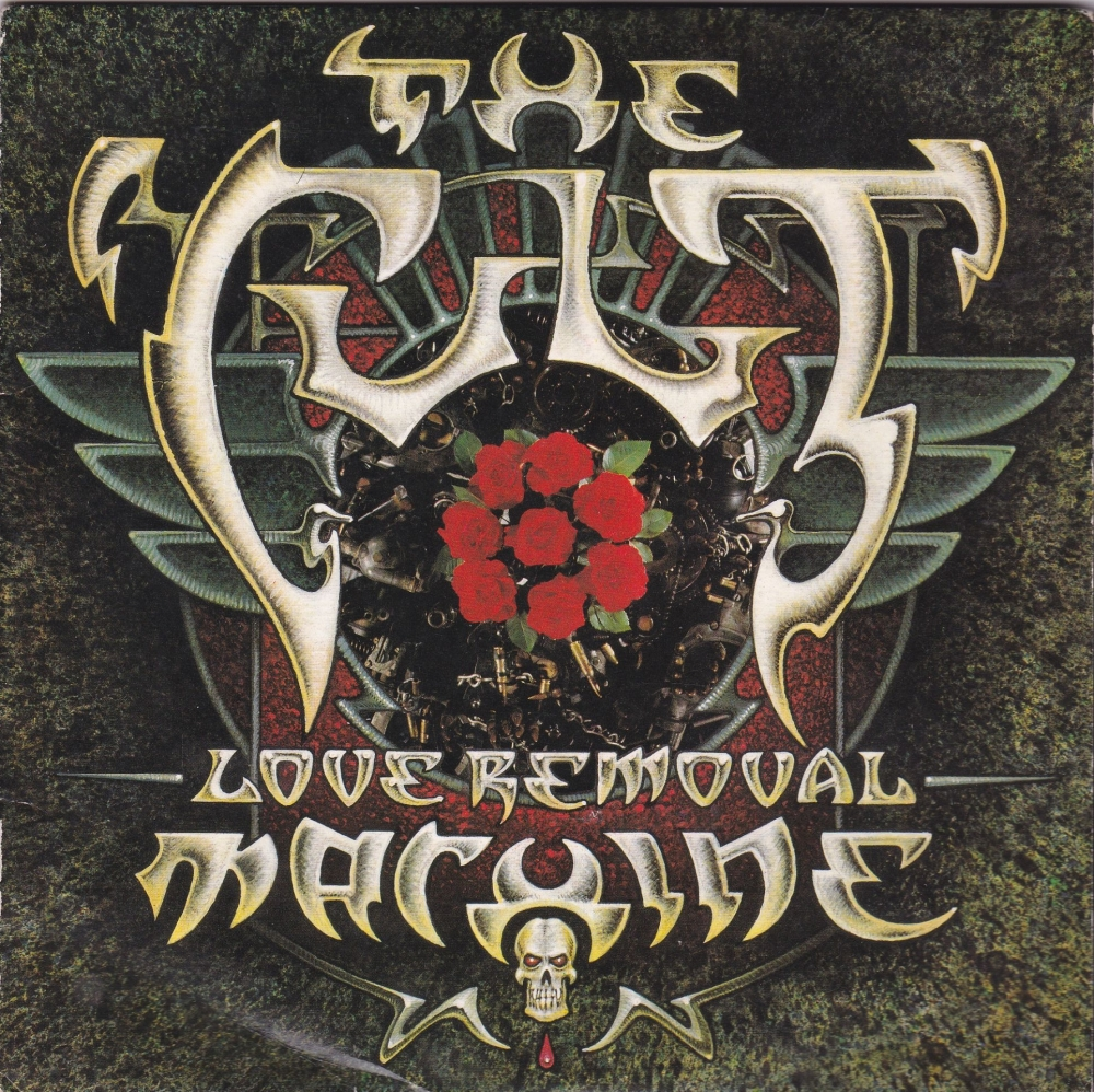 Cult          Love Removal Machine     1987 Double 7