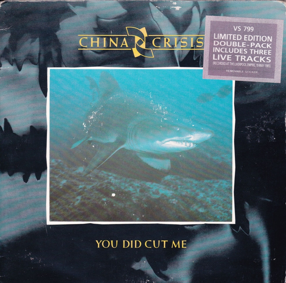 China Crisis        You Did Cut Me    Limited Edition Double- Pack   1985