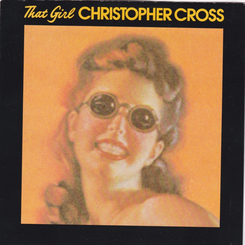 Christopher Cross       That Girl       1986   Vinyl 7