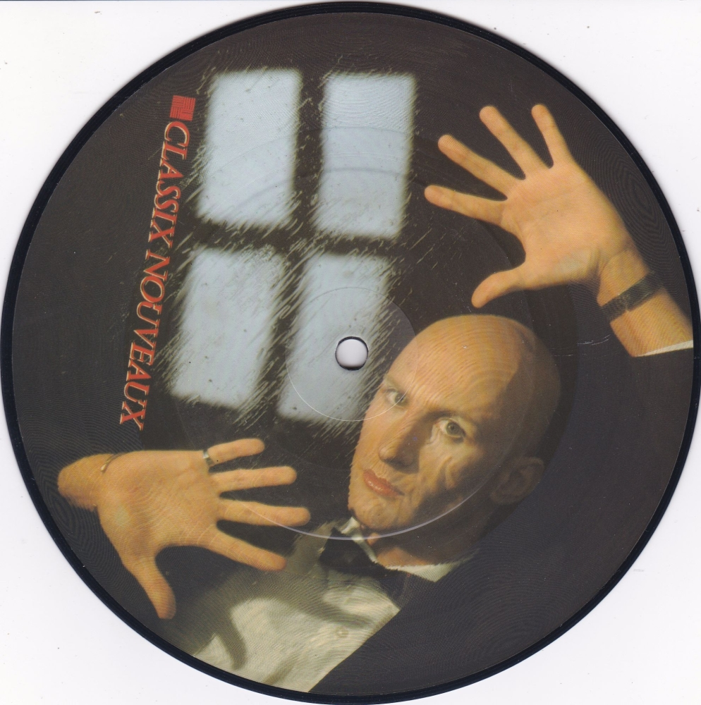 Classix Nouveaux         The End ..Or The Beginning ?    1982 Picture Disc