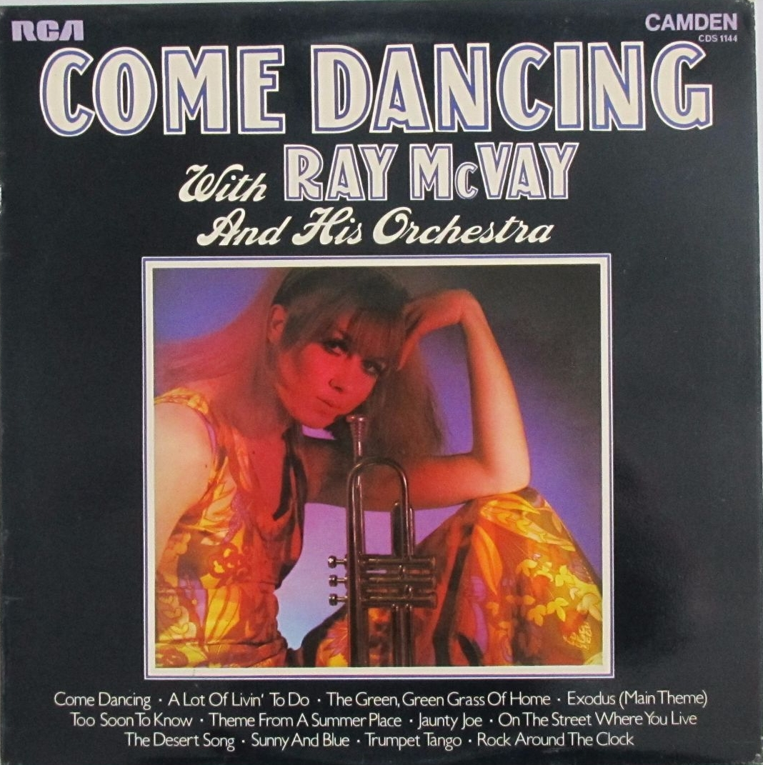 Ray McVay And His Orchestra       Come Dancing with Ray McVay         Vinyl