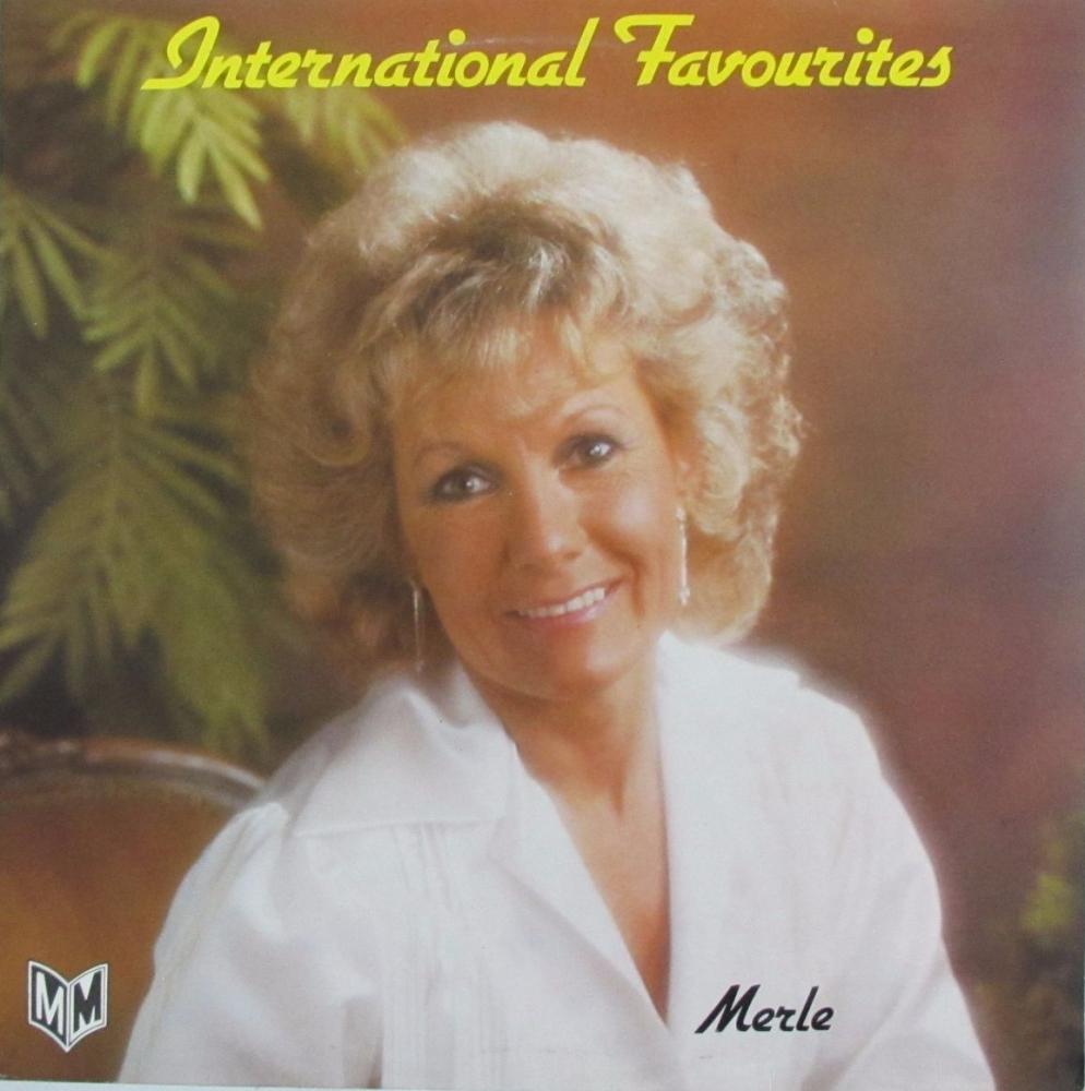 Merle And Roy       International Favourites     1983 Signed Vinyl LP Pre-U