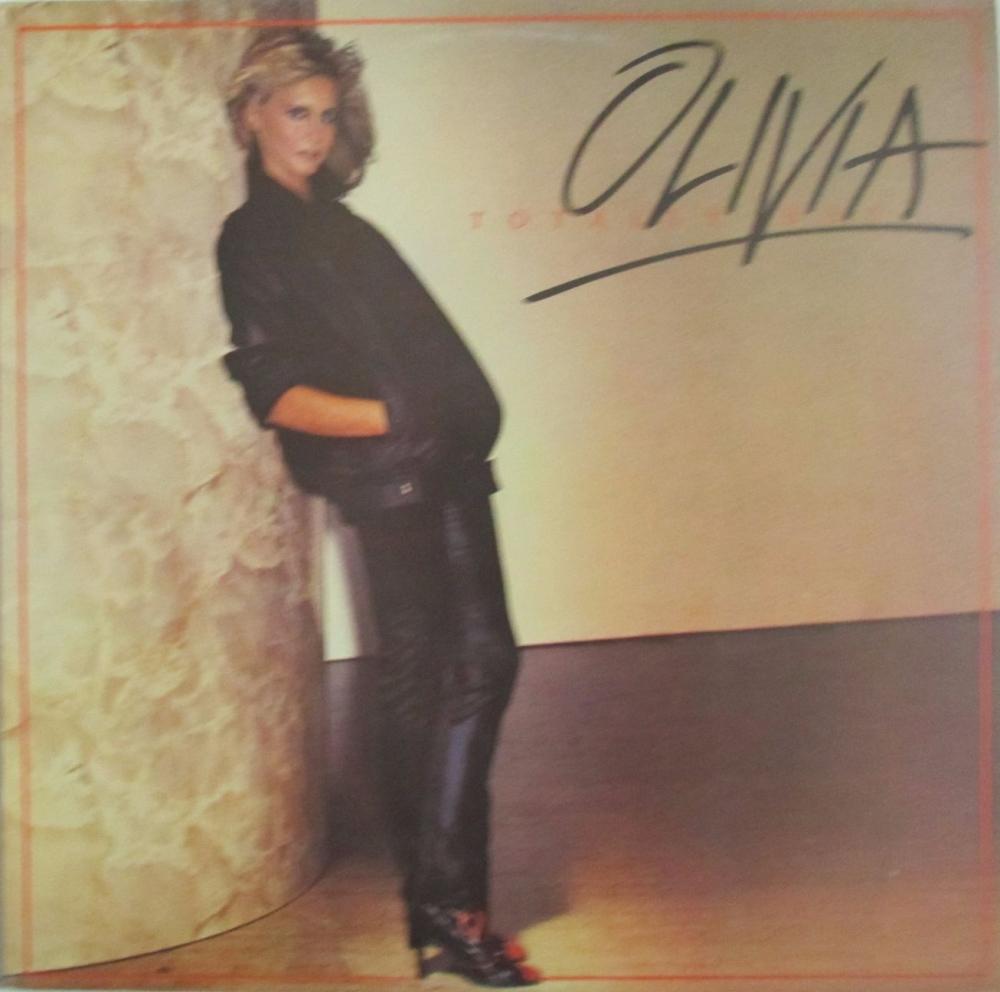 Olivia Newton John    Totally Hot        1978  Vinyl LP  Pre-Used