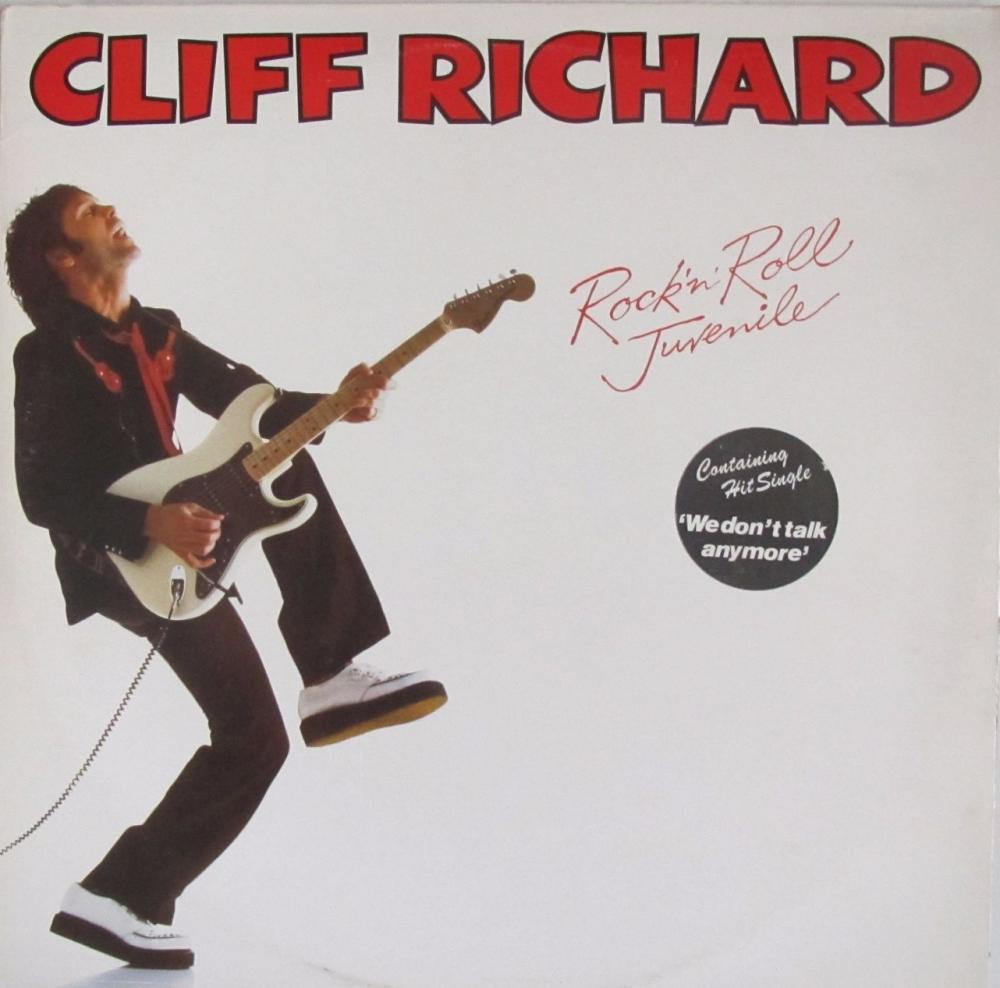 Cliff Richard         Rock 'n' Roll Juvenile           1979 Vinyl LP  Pre-U
