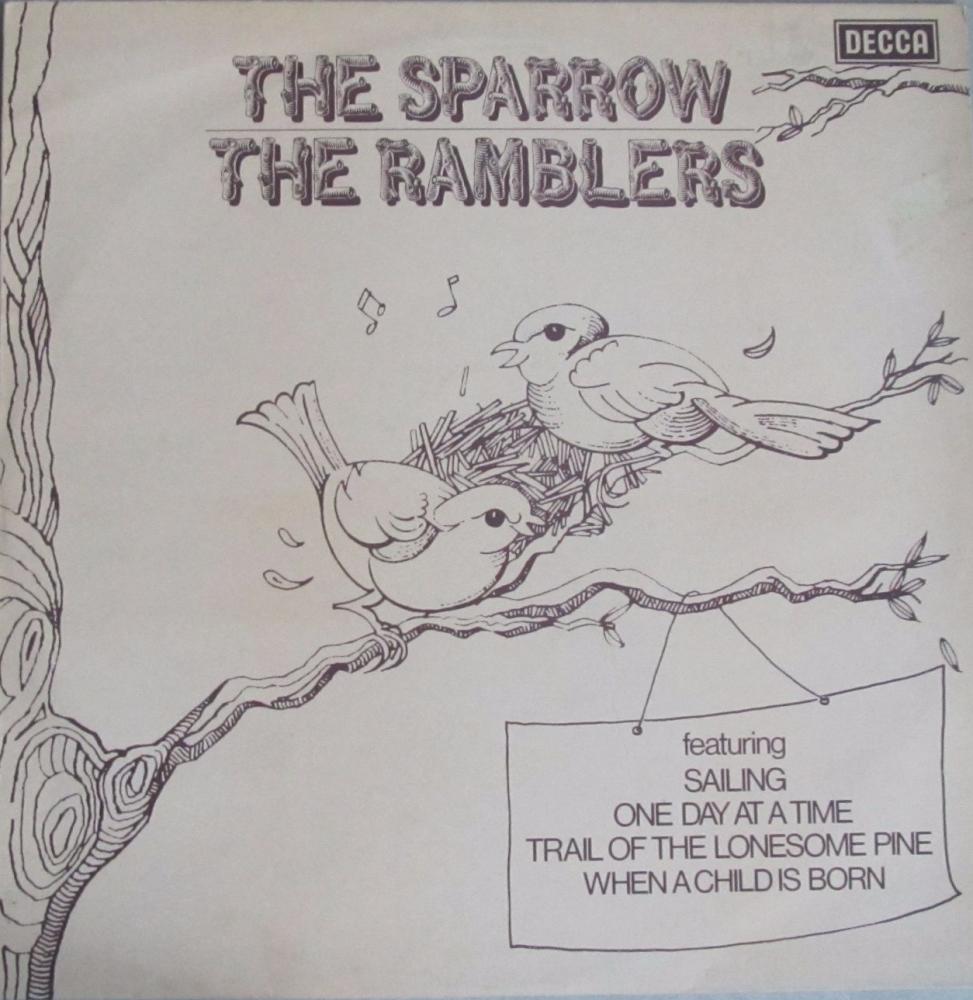 Ramblers        The Sparrow    1979 Vinyl LP   Pre-Used